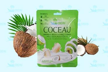 Kẹo dừa nguyên vị